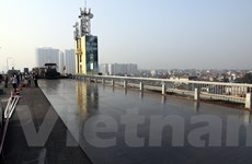 Mặt cầu Thăng Long sửa chữa xong sẽ có 'tuổi thọ' lên tới 30 năm