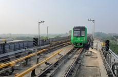 Đường sắt Cát Linh-Hà Đông vận hành thử gần 300 lượt tàu mỗi ngày