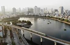 Các đoàn tàu đường sắt Cát Linh-Hà Đông đã hoàn thành kiểm định
