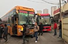 Hà Nội công bố đường dây nóng phản ánh giao thông dịp Tết 2021