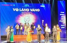Trao tặng giải thưởng Vô lăng vàng cho 50 lái xe trên cả nước