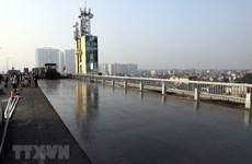 Cầu Thăng Long sửa chữa xong, dự kiến đưa vào khai thác ngày 8/1/2021