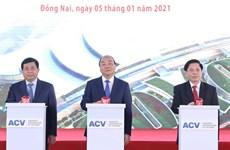 Thủ tướng: Sân bay Long Thành sẽ đóng góp tăng trưởng GDP từ 3-5%