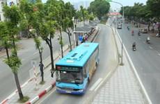 Xe buýt Hà Nội sụt giảm hành khách và nỗi lo về doanh thu bán vé