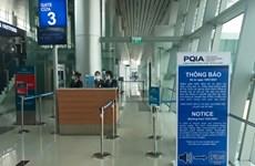 Sân bay Phú Quốc bắt đầu ngừng phát thanh thông tin chuyến bay