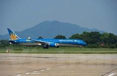Chuyển hướng hạ cánh nhiều chuyến bay do thời tiết xấu tại Nội Bài