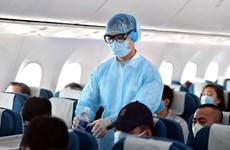 Vietnam Airlines nâng mức độ phòng dịch các chuyến bay từ Hải Phòng