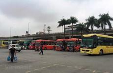 Hà Nội tạm dừng vận tải khách với Quảng Ninh để phòng dịch COVID-19
