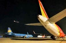 Cảng hàng không Tân Sơn Nhất tăng chuyến bay đêm dịp Tết Nguyên đán