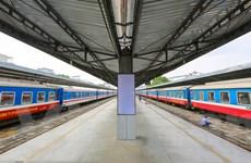 Ngành đường sắt bãi bỏ một số đôi tàu do ảnh hưởng của dịch COVID-19