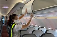 Hàng không tăng cường phòng dịch, chuẩn bị phục vụ bay mùa Hè