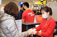 Vietjet bán vé bay giá rẻ, miễn phí 20kg hành lý ký gửi cho hành khách