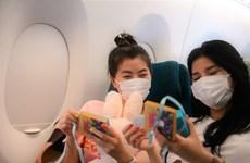 Món quà đặc biệt trên chuyến bay của Vietnam Airlines nhân ngày 8/3