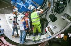 Dự kiến sẽ đào 4km hầm đoạn metro Nhổn-ga Hà Nội sau ngày 1/5