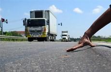 Bộ GTVT thành lập tổ giám định sửa chữa cao tốc Đà Nẵng-Quảng Ngãi