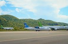 Yêu cầu các hãng hàng không tránh thay đổi giờ bay đi và đến Côn Đảo