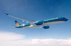 Vietnam Airlines sử dụng siêu tàu bay 'phủ kín' chặng Hà Nội-TP.HCM