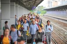Ngành đường sắt giảm 50% vé tàu để kích cầu đi lại của khách