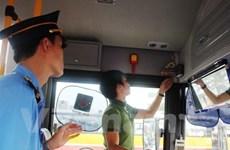 Tổng kiểm tra đơn vị vận tải không chịu truyền dữ liệu hành trình