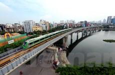 Đường sắt Cát Linh-Hà Đông có thể vận hành thương mại cuối tháng Tư