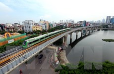 Bộ GTVT đề nghị nghiệm thu dự án đường sắt Cát Linh-Hà Đông
