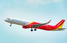 Hãng bay Vietjet phục hồi mạnh trong quý 1/2021 dù có dịch COVID-19