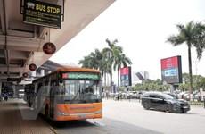 Hà Nội muốn mở thêm 4 tuyến buýt mới kết nối với sân bay Nội Bài
