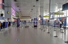 Sân bay Nội Bài điều chỉnh tạm thời phương án khai thác nhà ga T1