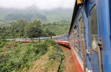 Dịch COVID-19: Ngành đường sắt dừng chạy tàu trên các tuyến