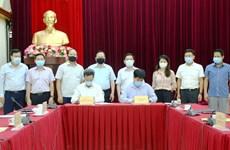 Bộ GTVT ký kết hợp đồng đặt hàng bảo trì đường sắt quốc gia với VNR