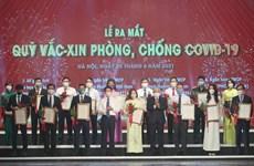 Đồng lòng vì một Việt Nam khỏe mạnh, chiến thắng dịch COVID-19