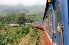 COVID-19: Đường sắt sụt giảm gần 50% doanh thu vận tải hành khách