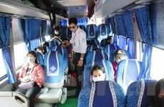 Vận tải khách chỉ đạt sản lượng, doanh thu từ 20-30% so với trước dịch