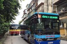 Đề nghị điều chỉnh chỉ tiêu sản lượng, doanh thu xe buýt Hà Nội