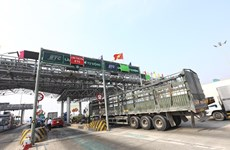 Đầu tư thu phí tự động không dừng thêm 2 tuyến cao tốc Bắc-Nam