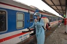 Ngành đường sắt đề nghị ưu tiên tiêm vaccine cho nhân viên tuyến đầu