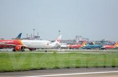 Chặng bay TP.Hồ Chí Minh-Hà Nội giới hạn 1.700 khách bay/ngày