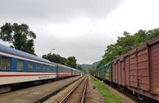 Đường sắt bấu víu vận tải hàng hóa để 'thoi thóp' sống qua dịch