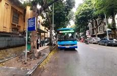 Xe buýt Hà Nội sụt giảm doanh thu bán vé 200 tỷ đồng vì COVID-19