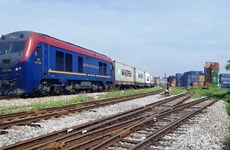 Hành trình tàu container từ Việt Nam sang Bỉ kéo dài 25 ngày