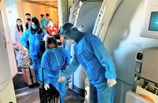 Tổ chức chuyến bay đưa người từ các tỉnh đang giãn cách về Hà Nội