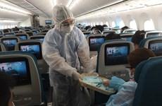 22/7: Vietnam Airlines bay chuyến duy nhất từ TP.HCM về Hà Nội