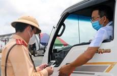 Nhiều xe dùng giấy nhận diện 'luồng xanh' đi sai tuyến đường đăng ký