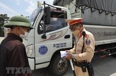 Doanh nghiệp vận tải gặp khó khăn khi đăng ký hệ thống 'luồng xanh'