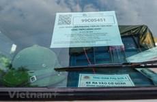 Sớm đồng bộ dữ liệu 'luồng xanh' và xét nghiệm y tế cho các lái xe