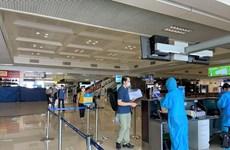Vietnam Airlines 'tốc hành' đưa đội ngũ y tế vào TP.HCM chống dịch