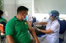 Sớm phân bổ vaccine về địa phương để tiêm cho đội ngũ lái xe hàng hóa
