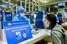 Vietnam Airlines thử nghiệm thành công 'hộ chiếu sức khỏe điện tử'