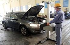 Từ 1/10: Xe ôtô kinh doanh vận tải được kéo dài chu kỳ kiểm định
