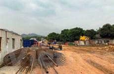 Gỡ khó để đẩy nhanh tiến độ thi công dự án cao tốc Mai Sơn-Quốc lộ 45